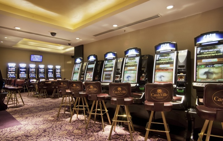 автоматы кешвиль казино